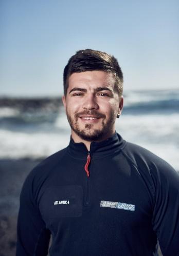 Fizioterapeut, Sportiv de performanță, Campion Mondial la traversarea Oceanului Atlantic într-o barcă cu vâsle
